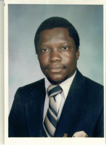 Pastor J.Blake